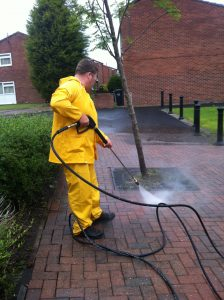 Pressure Wash Cleaning Stockport