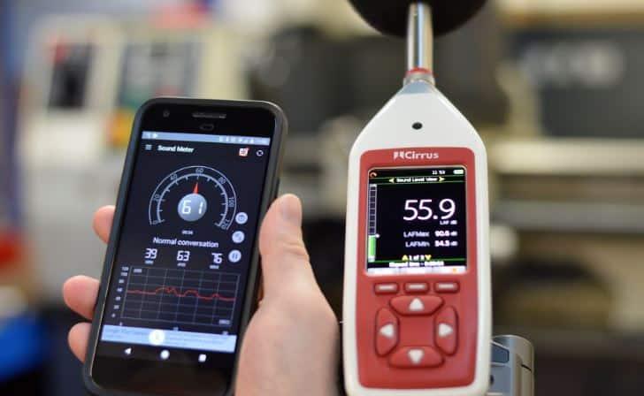 best decibel meter